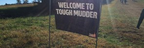Welcome to Tough Mudder
